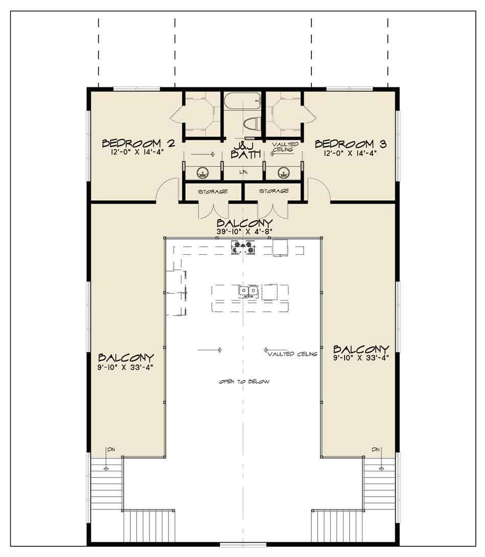 Nelson Design Group House Plan 1014 Barnwood Manor Farmhouse House Plan